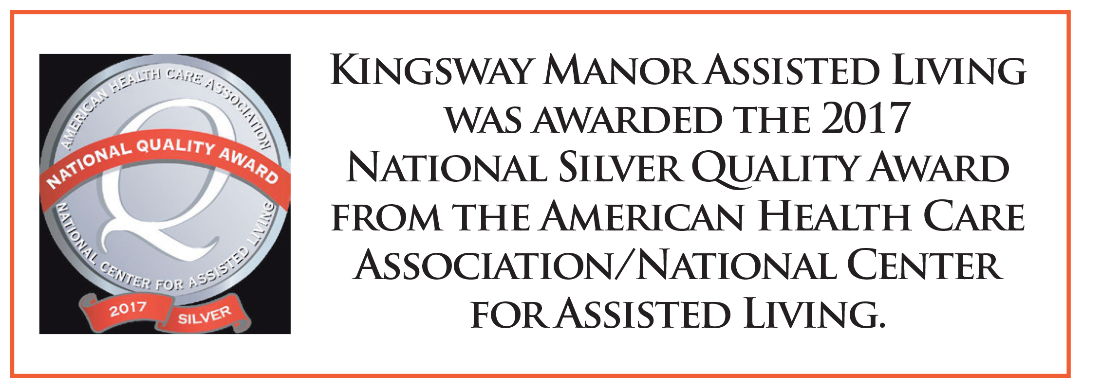 Assisted Living Kingsway Community