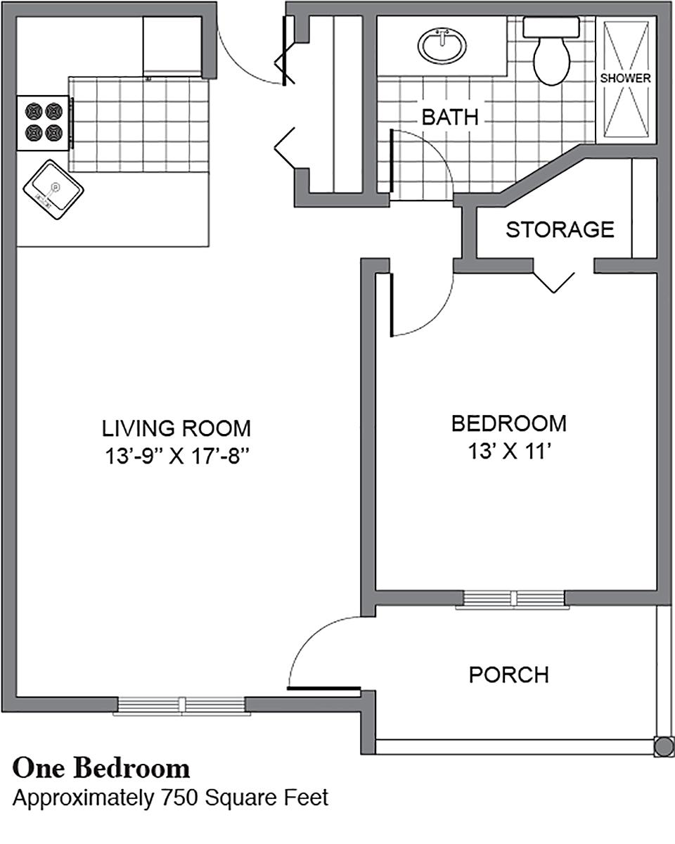 Parkland Garden Apartments | Kingsway Community
